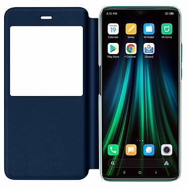 Avis Avizar Etui folio Bleu Nuit pour Xiaomi Redmi Note 8 Pro