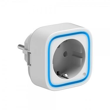 Aeon Labs Mini Prise On/off Z-wave Plus Smart Switch 6 Avec Mesure De Consommation ZW096-C16 Mini-prise commandable via Z-Wave Plus avec mesure de consommation et anneau LED