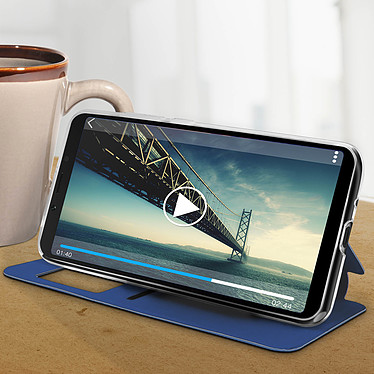 Avis Avizar Etui folio Bleu pour Xiaomi Redmi 6A , Xiaomi Redmi 6