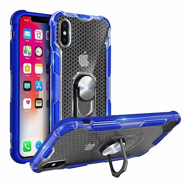 Avizar Coque Bleu Hybride pour Apple iPhone X , Apple iPhone XS pas cher