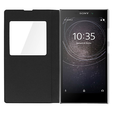 Avis Avizar Etui folio Noir pour Sony Xperia L2