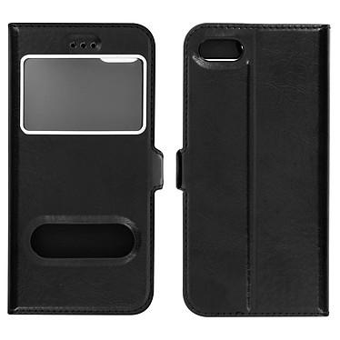 Avizar Etui folio Noir pour Apple iPhone 7 , Apple iPhone 8 , Apple iPhone SE 2020 pas cher