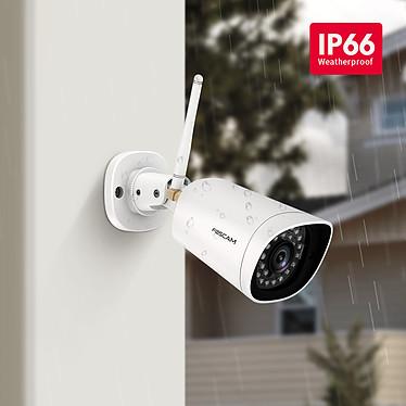 Acheter Foscam Caméra IP extérieure 4MP - G4P