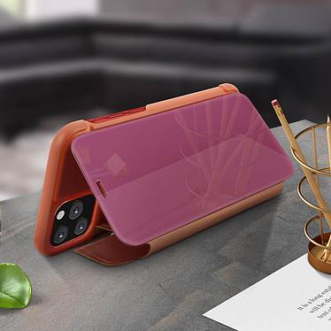 Acheter Avizar Etui folio Rose Champagne Design Miroir pour Apple iPhone 11 Pro Max