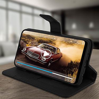 Avis Avizar Etui folio Noir pour Samsung Galaxy A10