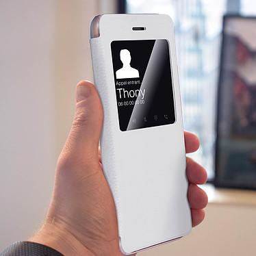 Avis Avizar Etui folio Blanc pour Huawei P20 Lite