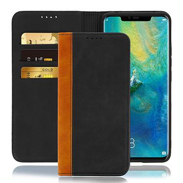 Avizar Etui folio Noir pour Huawei Mate 20 Pro pas cher