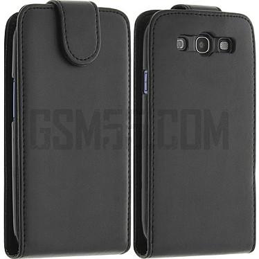 Acheter Avizar Etui à clapet Noir pour Samsung Galaxy S3