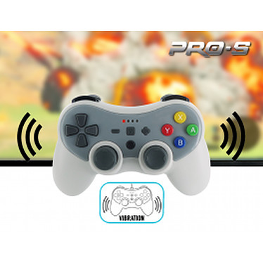 Subsonic Pro S wireless controller 90s pour nintendo Switch pas cher