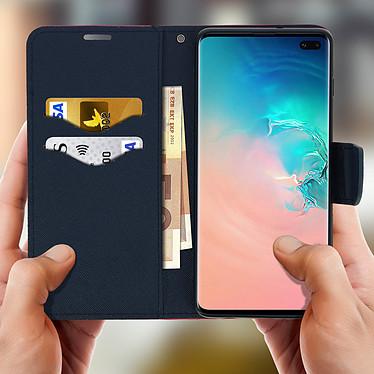 Acheter Avizar Etui folio Fuchsia pour Samsung Galaxy S10 Plus