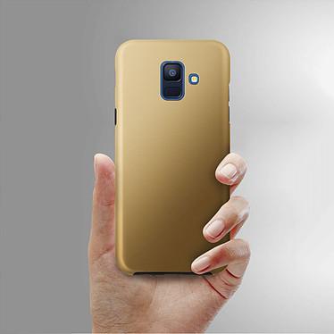 Avis Avizar Coque Dorée pour Samsung Galaxy A6