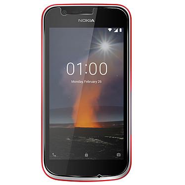 Avizar Film verre trempé Transparent pour Nokia 1 pas cher