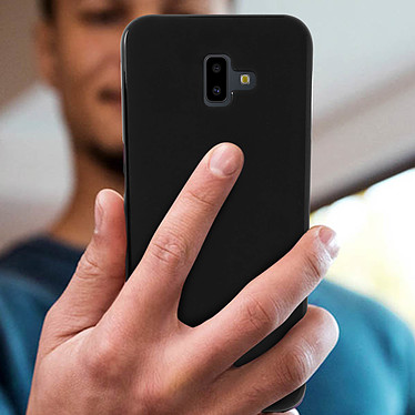 Acheter Avizar Coque Noir pour Samsung Galaxy J6 Plus