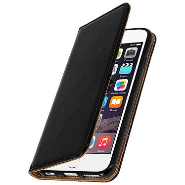 Avizar Etui folio Noir pour Apple iPhone 6 , Apple iPhone 6S Etui folio Noir Apple iPhone 6 , Apple iPhone 6S