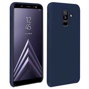 Avizar Coque Bleu Nuit pour Samsung Galaxy A6 Plus Coque Bleu Nuit Samsung Galaxy A6 Plus