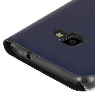 Avis Avizar Etui folio Bleu Nuit pour Samsung Galaxy Xcover 4 , Samsung Galaxy Xcover 4s