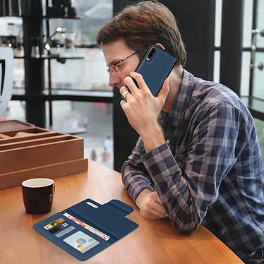 Avis Avizar Etui folio Bleu Nuit pour Samsung Galaxy A70
