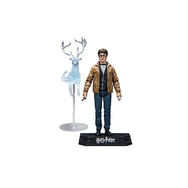 Harry Potter - Figurine Harry Potter 15 cm Figurine Harry Potter 15 cm tirée du filmHarry Potter et les Reliques de la Mort : 2ème partie.