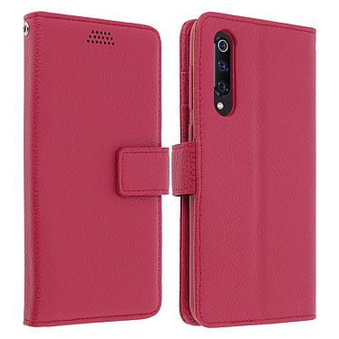 Avizar Etui folio Rose pour Xiaomi Mi 9 SE Etui folio Rose Xiaomi Mi 9 SE