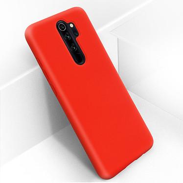 Avizar Coque Rouge pour Xiaomi Redmi Note 8 Pro pas cher