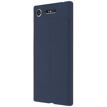 Avizar Coque Bleu Nuit pour Sony Xperia XZ1 pas cher