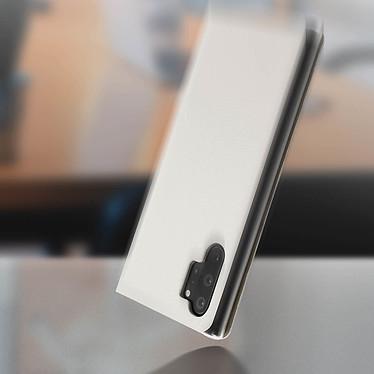 Avis Avizar Etui folio Blanc Porte-Carte pour Samsung Galaxy Note 10 Plus
