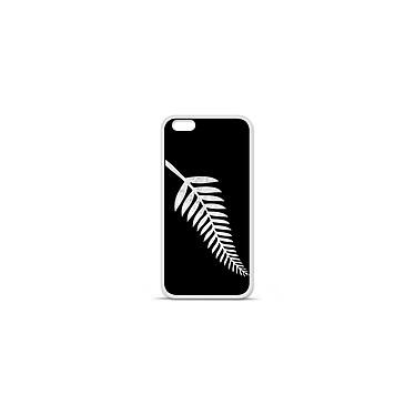 1001 Coques Coque silicone gel Apple IPhone 7 Plus motif Drapeau All-black Coque silicone gel Apple IPhone 7 Plus motif Drapeau All-black