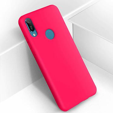 Avizar Coque Fuchsia pour Honor 8A , Huawei Y6 2019 , Huawei Y6S pas cher