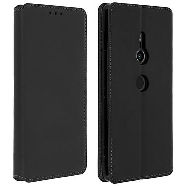 Acheter Avizar Etui folio Noir pour Sony Xperia XZ2