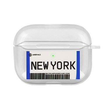 Avizar Coque New York pour AirPods Pro Coque  AirPods Pro