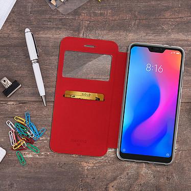 Acheter Avizar Etui folio Rouge pour Xiaomi Mi A2