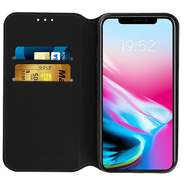 Acheter Avizar Etui folio Noir pour Apple iPhone X , Apple iPhone XS