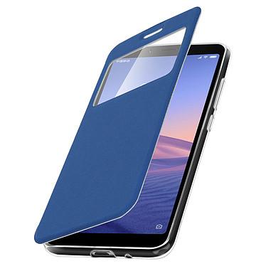 Avizar Etui folio Bleu pour Xiaomi Redmi 6A , Xiaomi Redmi 6 pas cher