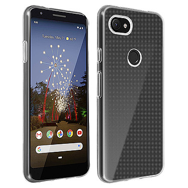 Avizar Pack protection Transparent pour Google Pixel 3A Pack protection Transparent Google Pixel 3A