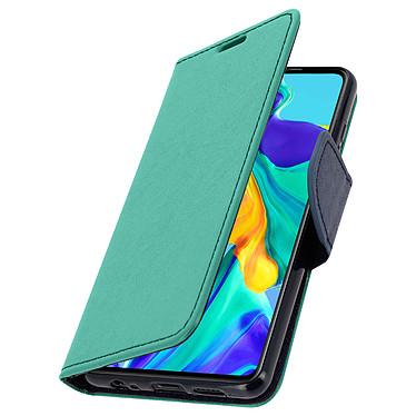 Avizar Etui folio Vert pour Huawei P30 pas cher