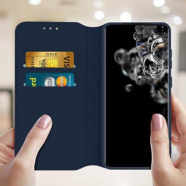 Acheter Avizar Etui folio Bleu pour Samsung Galaxy S20 Ultra