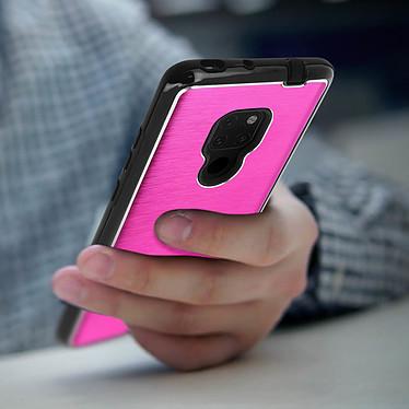 Avis Avizar Coque Rose Hybride pour Huawei Mate 20