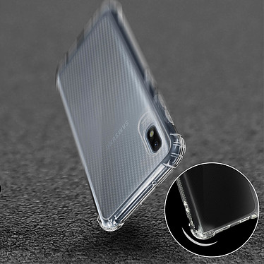 Acheter Avizar Pack protection Transparent pour Samsung Galaxy A10