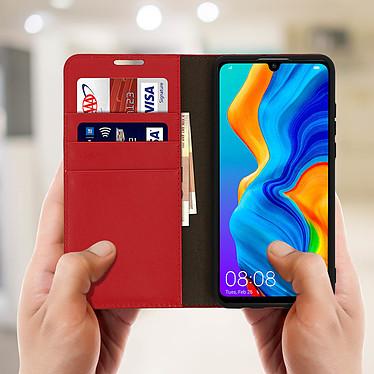 Acheter Avizar Etui folio Rouge pour Huawei P30 Lite , Honor 20S , Huawei P30 Lite XL