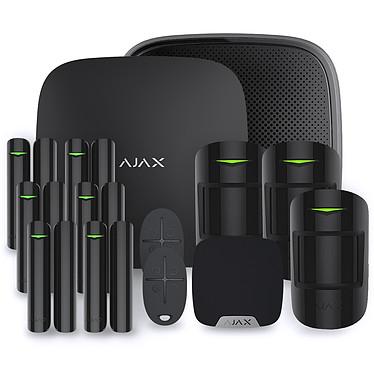 Ajax Alarme maison StarterKit noir  Kit 5 Alarme maison StarterKit noir  Kit 5