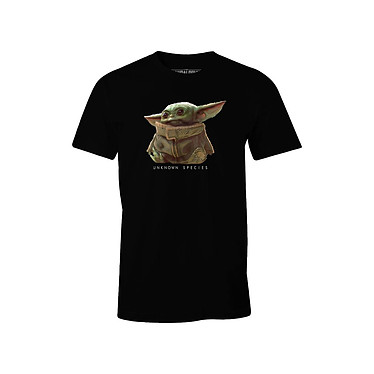 Cotton Division The Mandalorian T-Shirt Unknown Species Star Wars