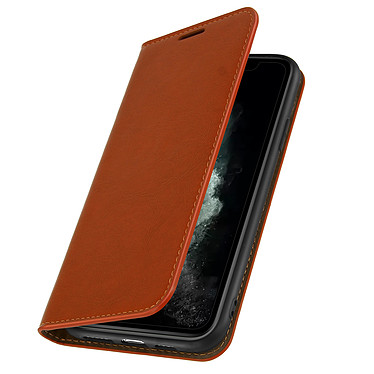 Avizar Etui folio Camel pour Apple iPhone 11 Pro pas cher