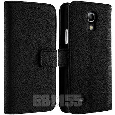 Avis Avizar Etui folio Noir pour Samsung Galaxy S4 Mini