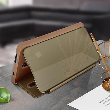 Acheter Avizar Etui folio Dorée pour Xiaomi Mi 9T , Xiaomi Mi 9T Pro