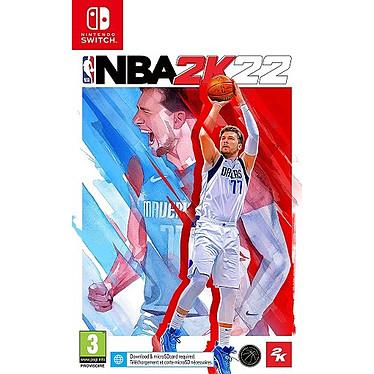 NBA 2K22 (SWITCH)