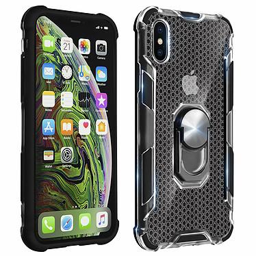 Avizar Coque Noir pour Apple iPhone XS Max Coque Noir Apple iPhone XS Max