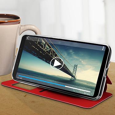 Avis Avizar Etui folio Rouge pour Xiaomi Redmi 6A , Xiaomi Redmi 6