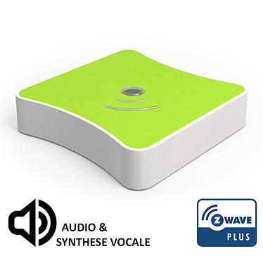 Connected Object Contrôleur Domotique Eedomus Plus Avec Z-wave+ EEDOMUS_PLUS La box domotique eeDomus+ vous permet de piloter votre domicile via le protocole Z-Wave+.