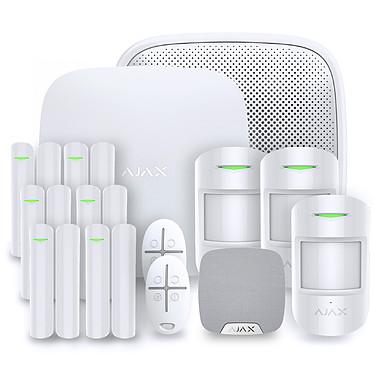 Ajax Alarme maison StarterKit blanc  Kit 5 Alarme maison StarterKit blanc  Kit 5