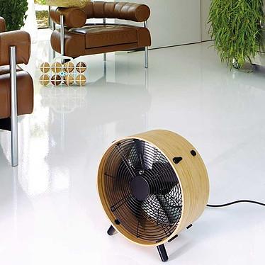 Avis StadlerForm - Ventilateur design OTTO Bambou - Bambou